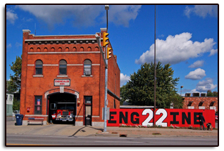 Engine 22 Quarters