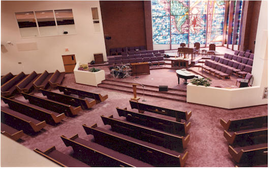 Mount Olive Baptist Church.