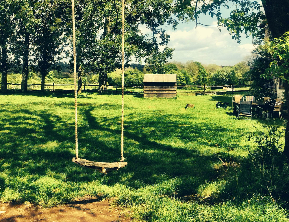 Set in 300 acres of unspoilt countryside, you'll get to unwind and feel like a kid again.