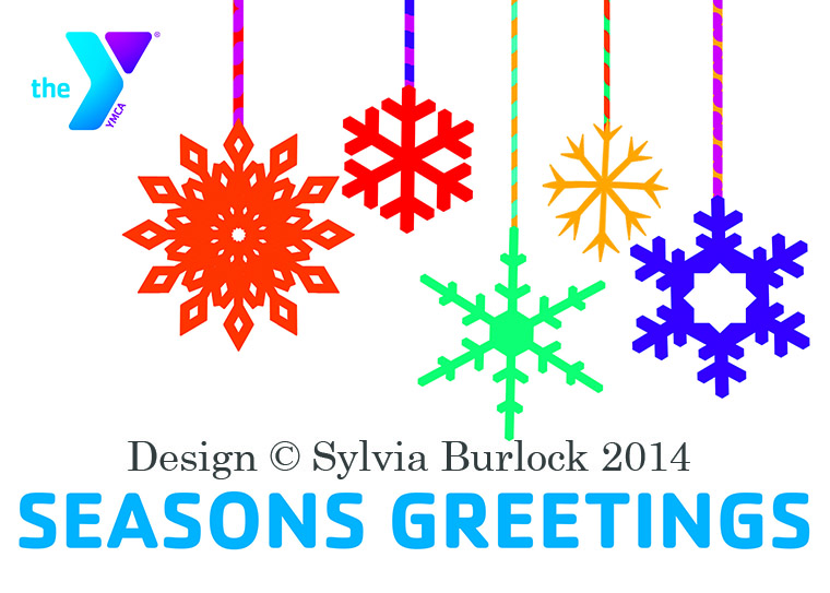 YMCA Holiday Greeting Card