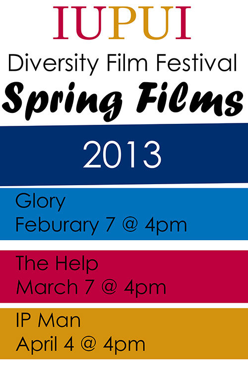 Are you excited for these Spring films?