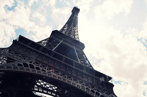 Imagine Yourself Right Here.      Want to study abroad in Paris? Check out  IUPUI Study Abroad .
