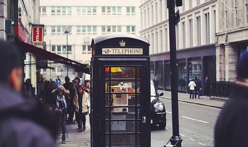newyorkhabitat :     Typical London :-)    Study Abroad at IUPUI