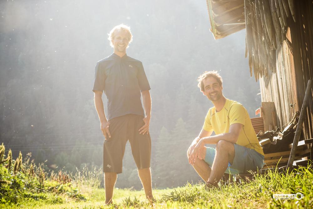 Die Autoren Harald Philipp und Simon Sirch © Tom Bause