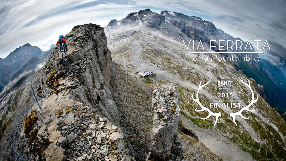 Klettersteig Ferrata : Klettersteig via ferrata michielli strobel bei cortina d ampezzo