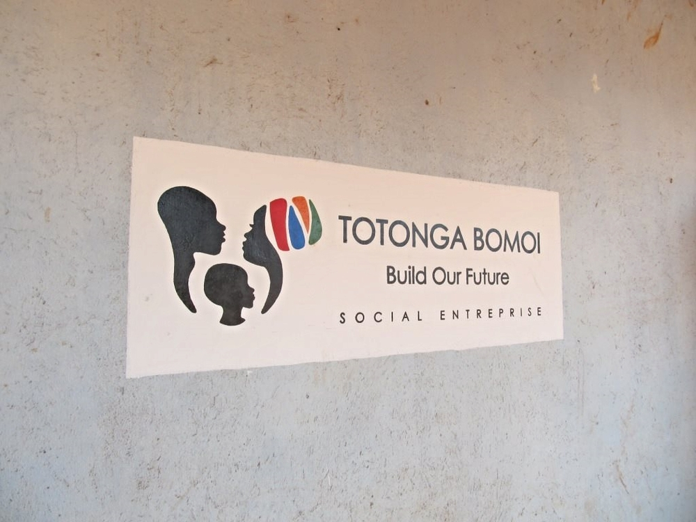 Spread the word as we bring our brand – Totonga Bomoi – to the world!