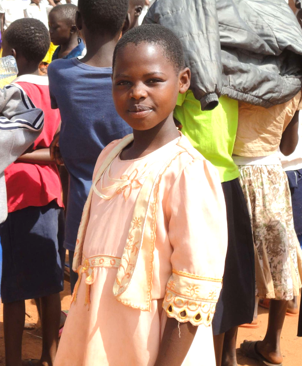 When a young girl receives an education her entire community thrives.