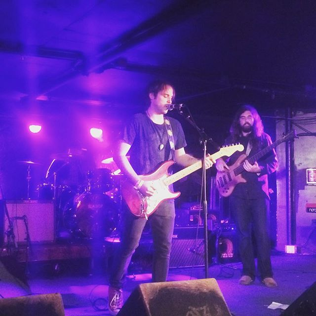 #tbt to our show in Boston last Friday at the @mideastclub! #rock #blues #fender
