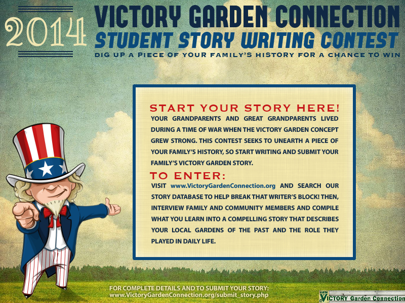 victory garden connection