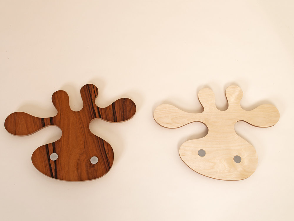 James Elliot's Moose Coat Hook  from our small item batch production project.