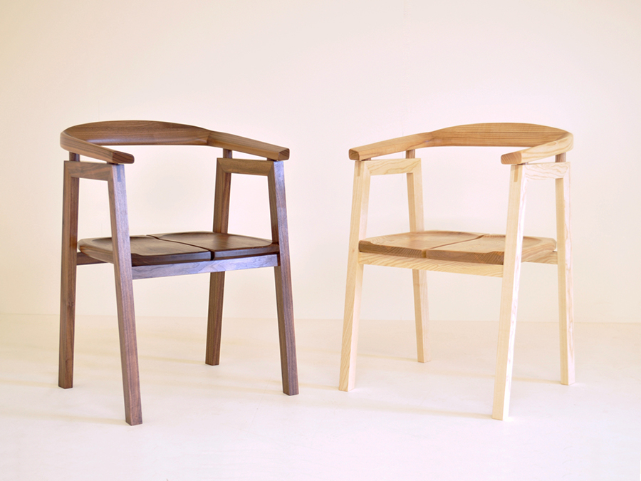 Chairs by Tom Jarrold.