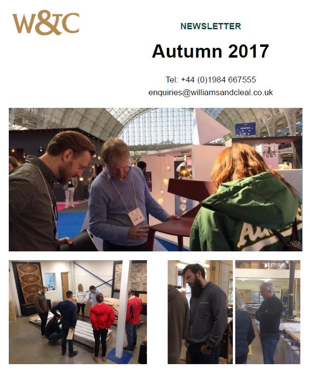 Autumn Newsletter 2017