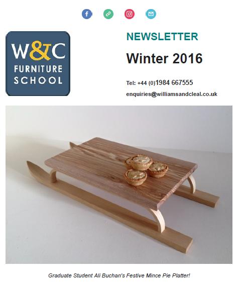Winter Newsletter 2016