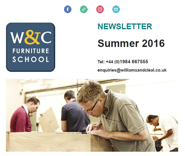 Summer Newsletter 2016