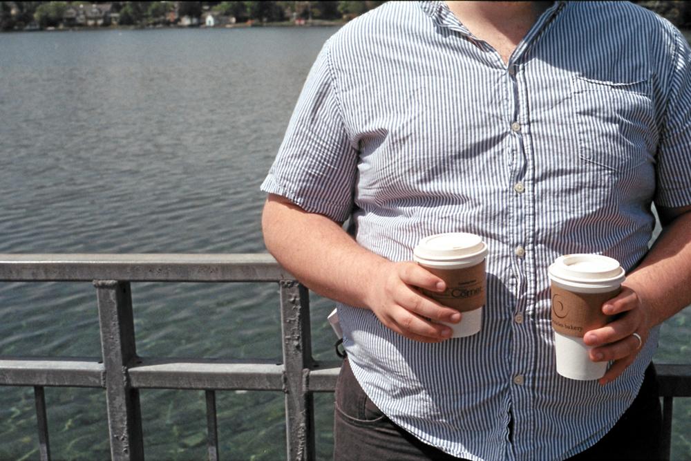 john & coffee