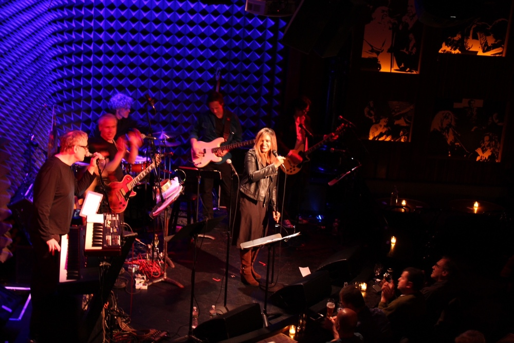 Joe's Pub stage.JPG