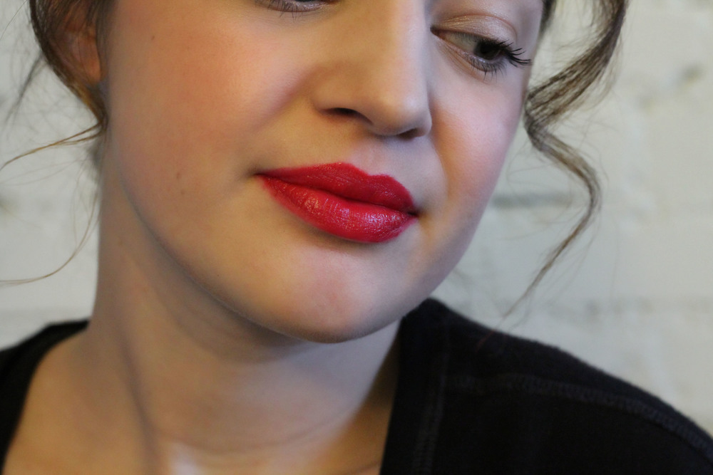 L.A. Girl Glazed Lip Paint in Pin-Up