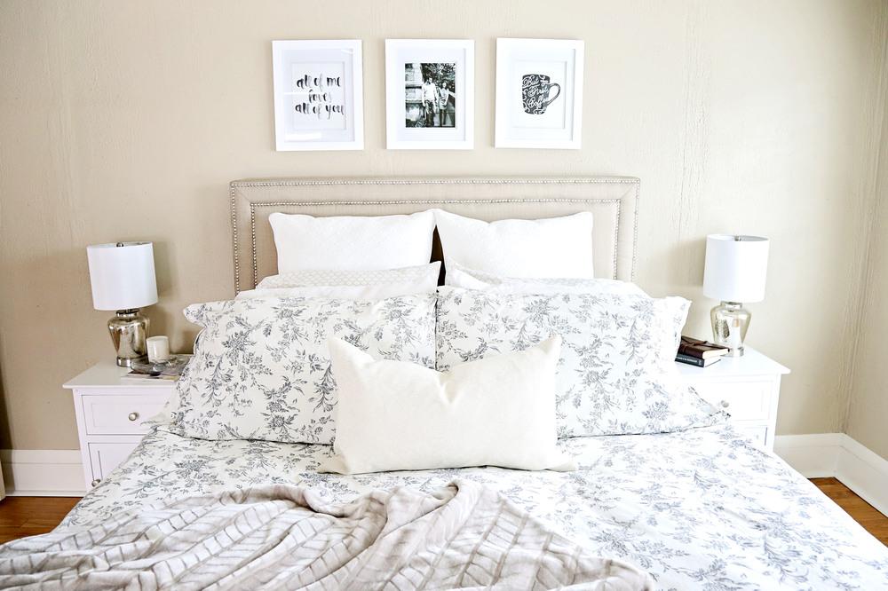 Master Bedroom Refresh & Reveal | Margaret Ellen Blog