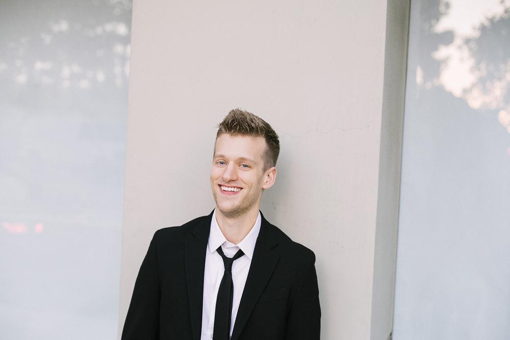 Los Angeles Musician Portrait