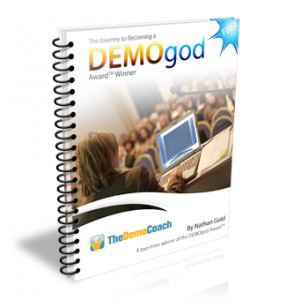 The Journey to Becoming a DEMOgod Award Winner