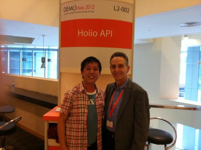Hoiio API People's Choice Award winner