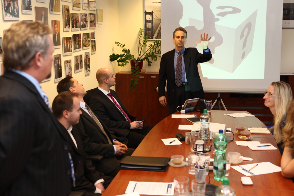 Executives - Board meetings Town Hall meetingsKeynotesMastering Q&A