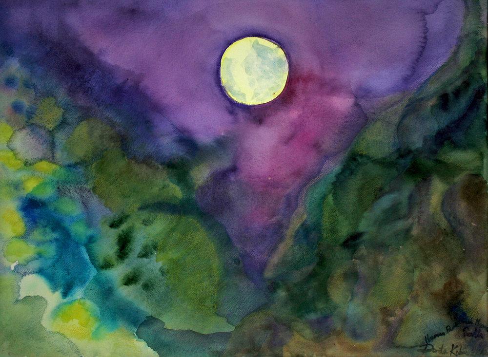 Mosman Park Full Moon