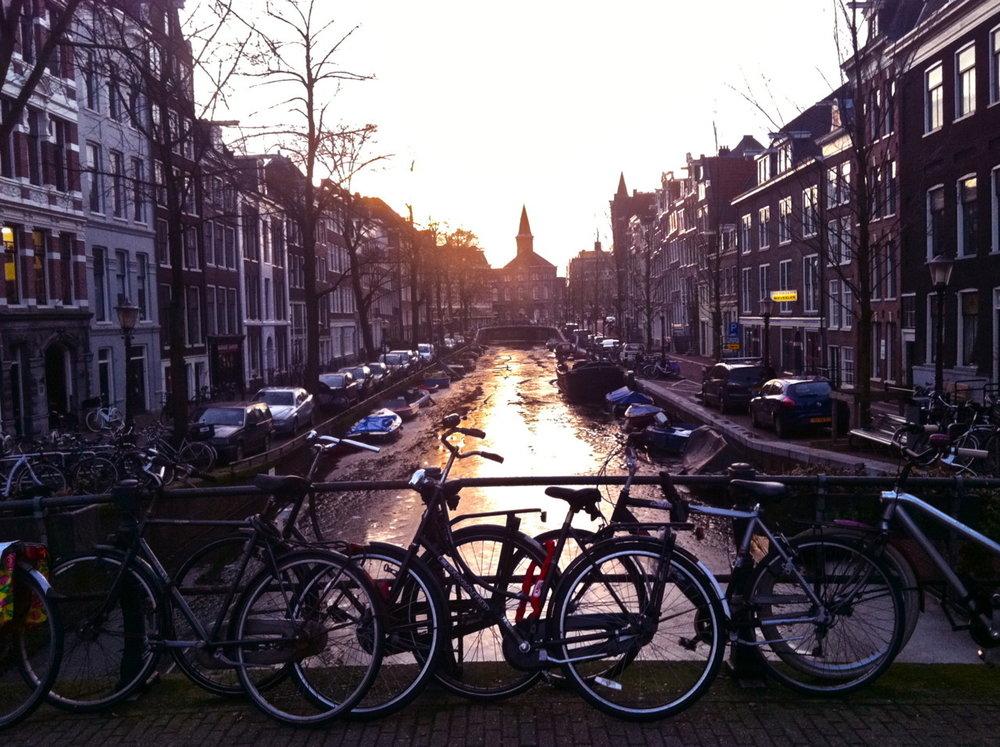 Goeienavond Amsterdam!