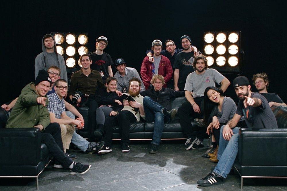 A super-duper shoot with a super-duper crew. Great work everyone.