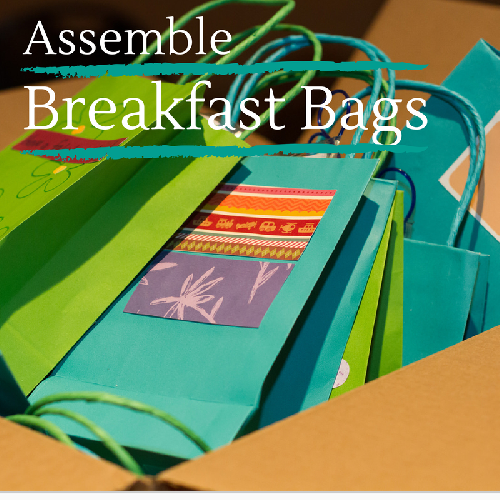 Assemble Breakfast Bags