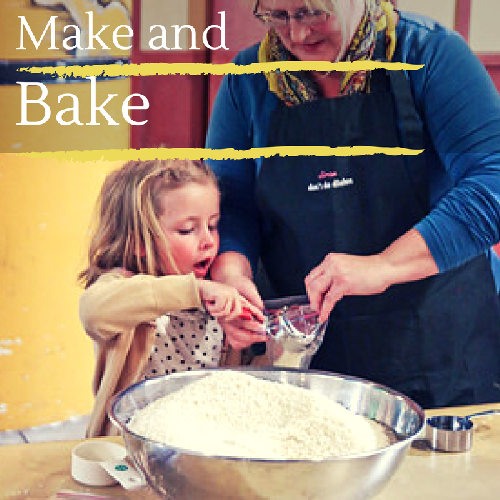 Make and Bake