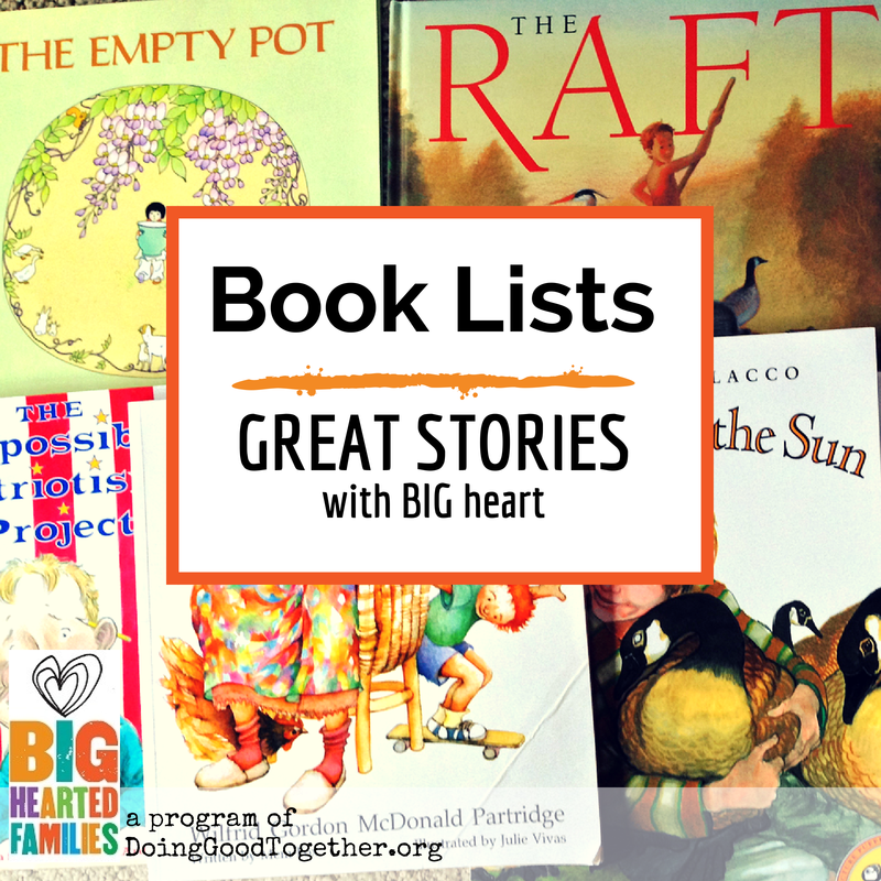 Recommended Reads from our Big-Hearted Families™ Experts.