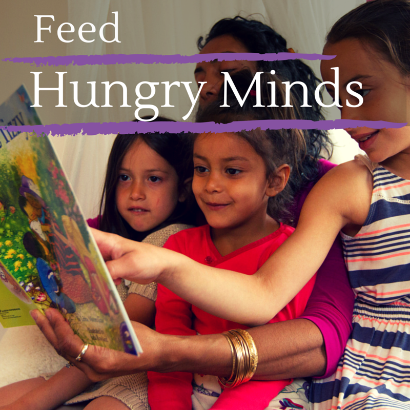 Feed Hungry Minds
