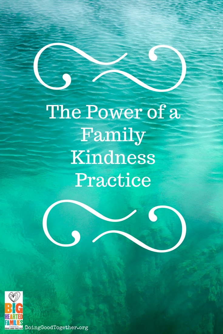 How and why to start a kindness practice with free, nonprofit tools from DoingGoodTogether.org