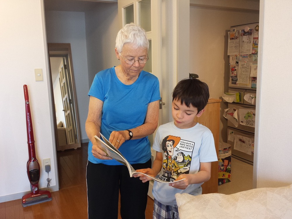 Create grandparent journals, a family treasure and an exercise to build empathy and understanding across generations.