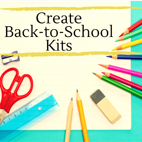 Create Back-to-School Kits