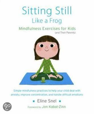 Sitting still like a frog - a mindful book recommendation fro families from Doing Good Together™