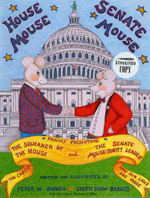 House Mouse and Senate Mouse - a citizenship recommendation from Doing Good Together