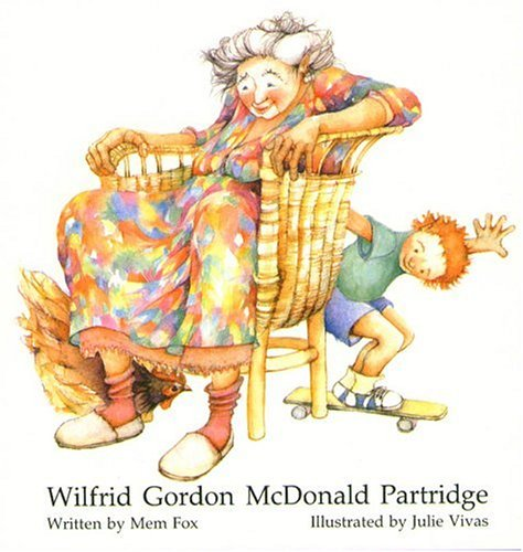 Wilfrid Gordon McDonald Partridge - a growing list of stories about seniors and aging