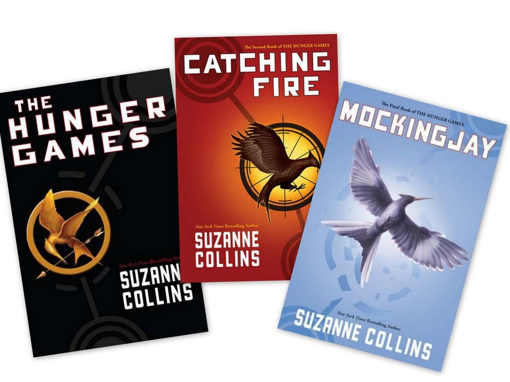 The Hunger Games Series - part of a growing list of chapter books that teach about poverty, homelessness, and hunger