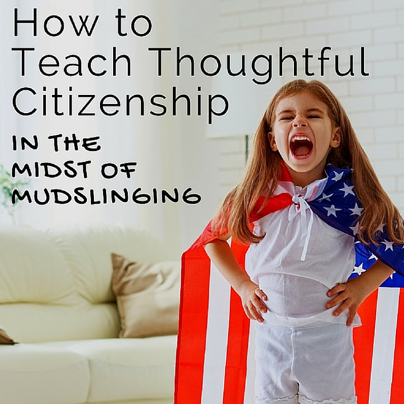 How to Teach Thoughtful Citizenship