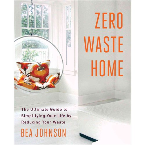 Zero Waste Home - part of a growing list of books to help families learn about clean-up and recycling