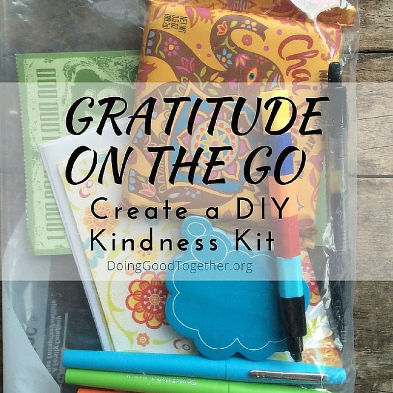 Gratitude On The Go