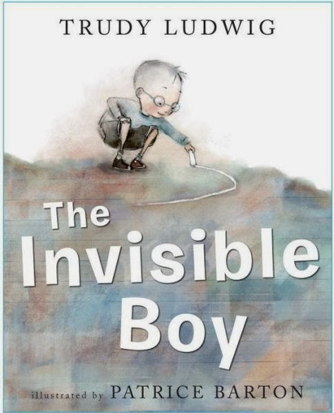 The Invisible Boy - part of a growing list of books that raise emotional awareness