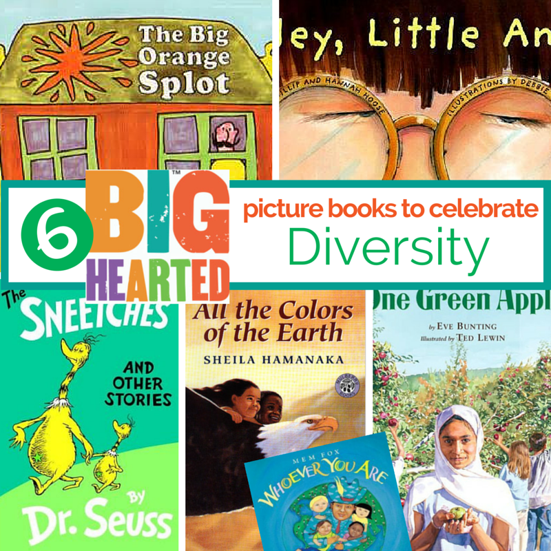 picture books - diversity