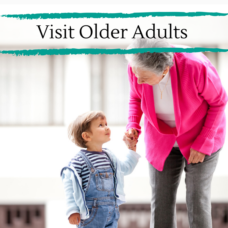Visit the Elderly