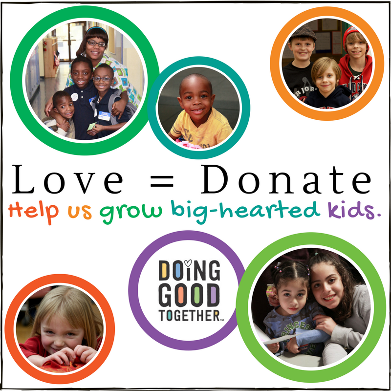 Love DGT™? Every donation makes an important difference!