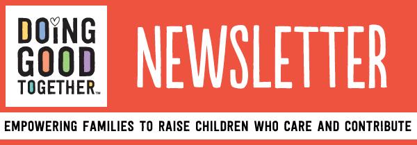 Doing Good Newsletter