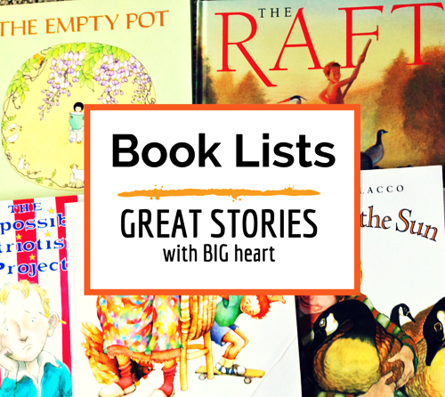 Book List - -Great Stories with Big Hearts