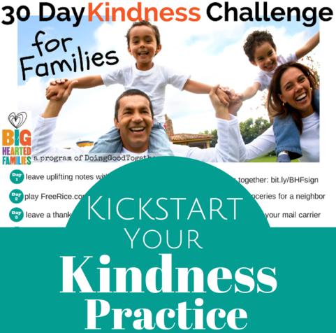 Kindness Practice